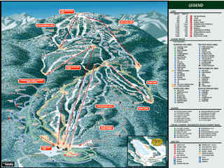 Click here to open a full-size Gore Mountain trail map.