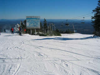 Opening weekend doesn't mean a lack of cover at Okemo.