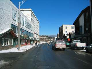 Lake Placid's Main Street - Small Town USA (photo: First Tracks!! Online/Marc Guido)