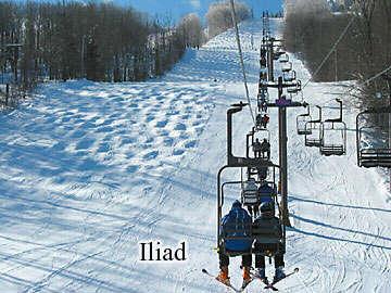 Greek Peak: Central N.Y. Skiing As Good As It Gets