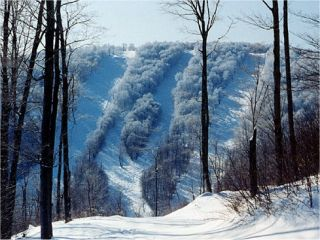 Ski Plattekill: Powder Daize