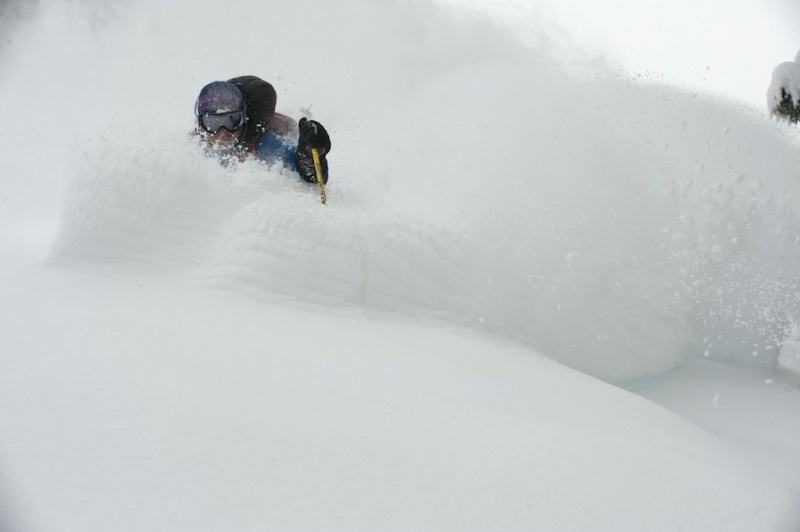 Wyoming's Grand Targhee Enhances Terrain Park, Groomers, Dining and More for 2011-12