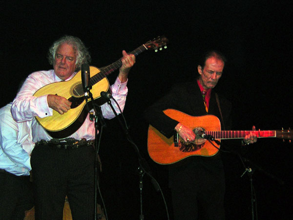 Peter Rowan, left, will perform at this year's Bluegrass & Beer Festival at Colorado's Keystone ski resort. (photo: Lee Paxton)
