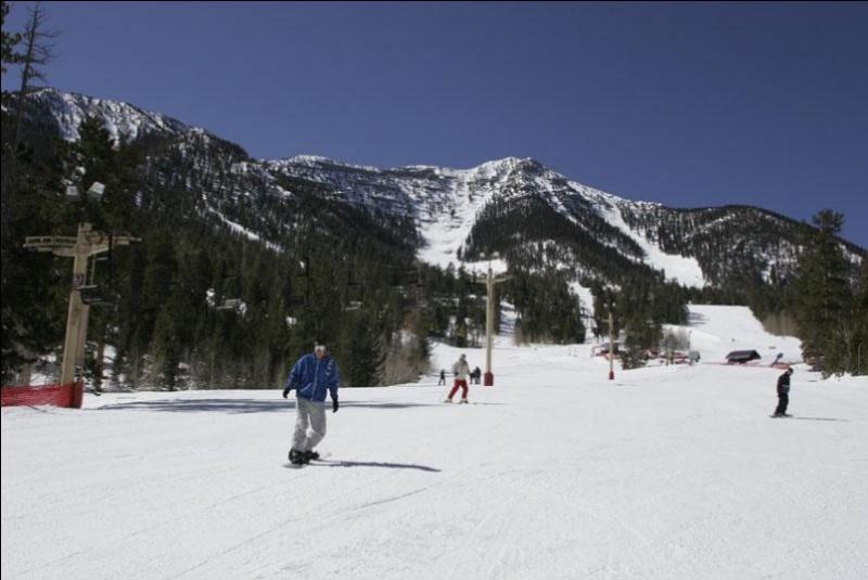 Las Vegas Ski & Snowboard Resort (photo: Ecosign)