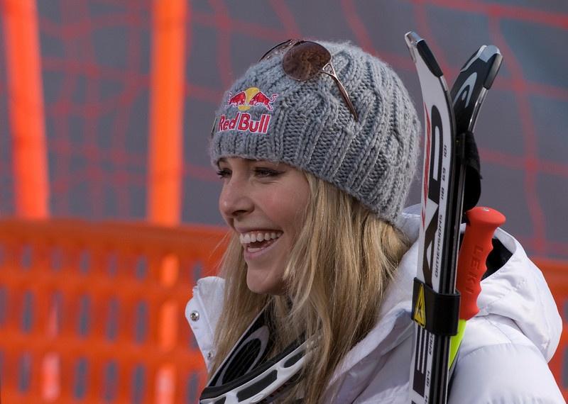 Lindsey Vonn Named Youth Olympic Games Ambassador