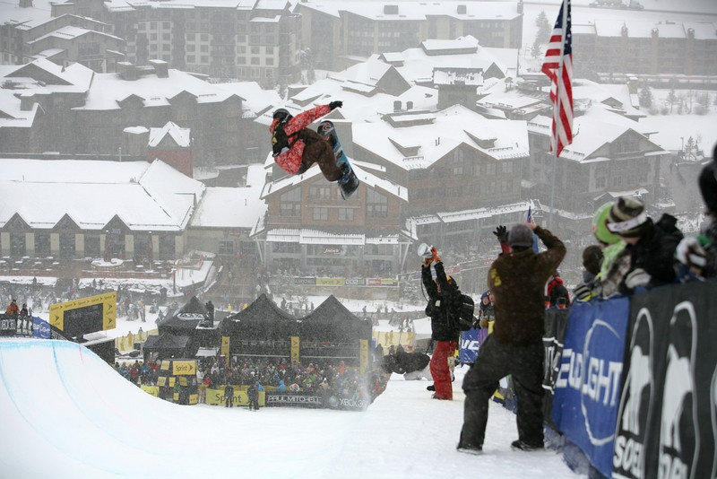 The U.S. Grand Prix will return to Copper Mountain, Colo. this month. (photo: Wendy Turner; Rider: Steve Fisher)
