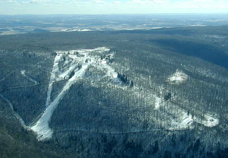Plans Approved to Reopen Ski Area at Laurel Mountain