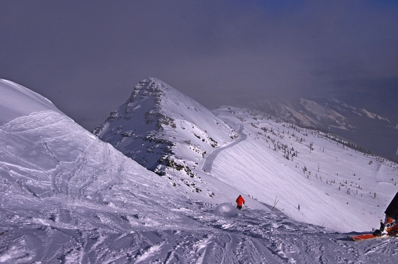 Castle Mountain: A Hidden Rhombus