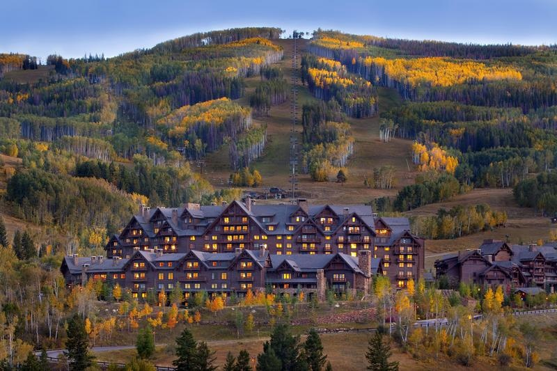 Western Ski Resort Summer Lodging Sets Record