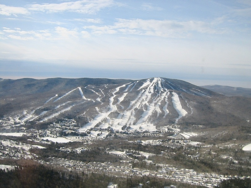 Peak Resorts' flagship property, Mount Snow in Vermont. (file photo: Mount Snow)