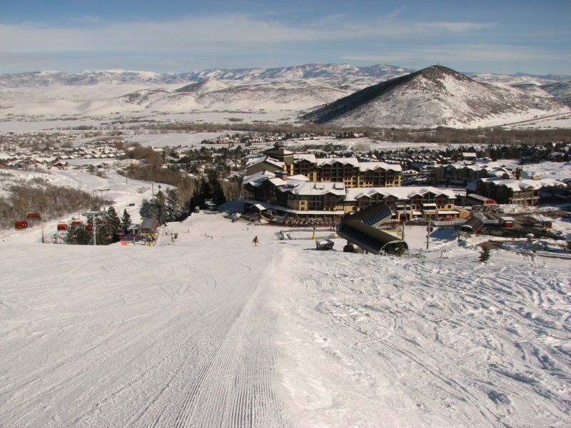 (file photo of Canyons Resort: FTO/Marc Guido)