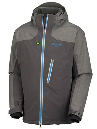 Shake the Chill with Columbia's New Electrically Heated Ski Jacket