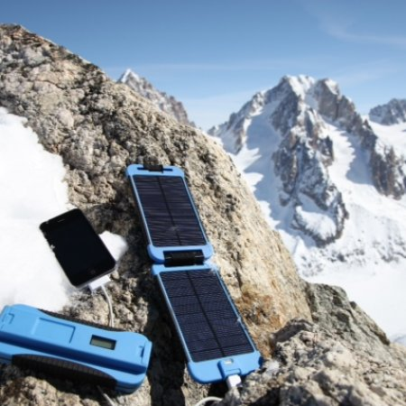 Portable Power Solutions Deliver Juice on the Go