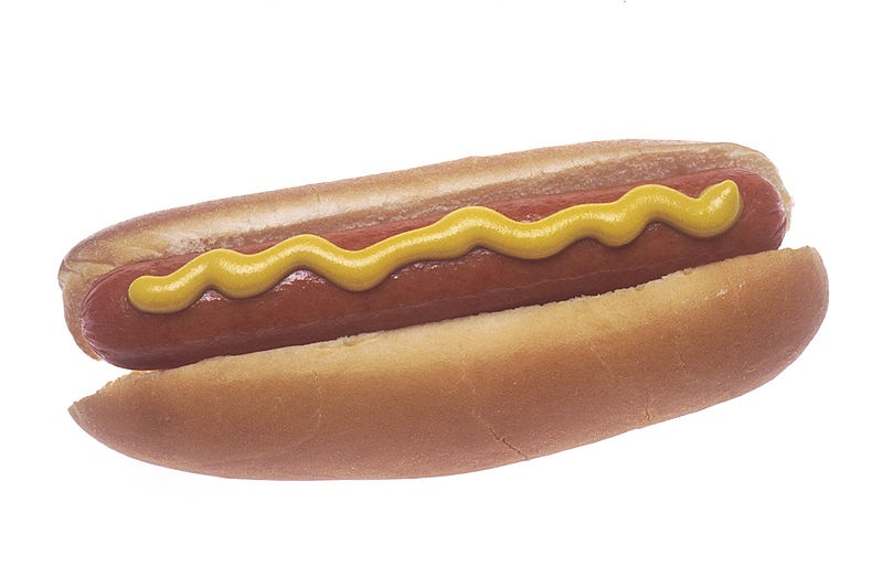 Is this hot dog dangerous? A Pitkin County, Colo. jury will have to decide.