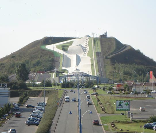 Year-Round Ski Slope Now Open in Virginia