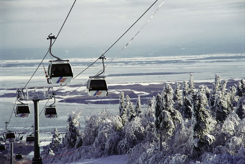 Quebec City Ski Resorts Join Forces