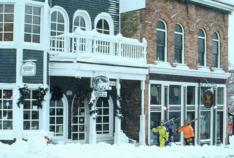 Park City, Utah's historic Main Street (file photo: Park City Visitors Bureau/Lori Adamski-Peek)
