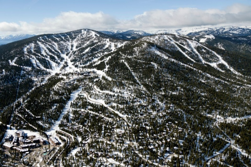 Skier Visits Down 13.2% at Vail Resorts