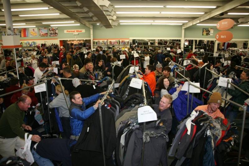 Buy Someone Else's Lost Ski Gear…Cheap