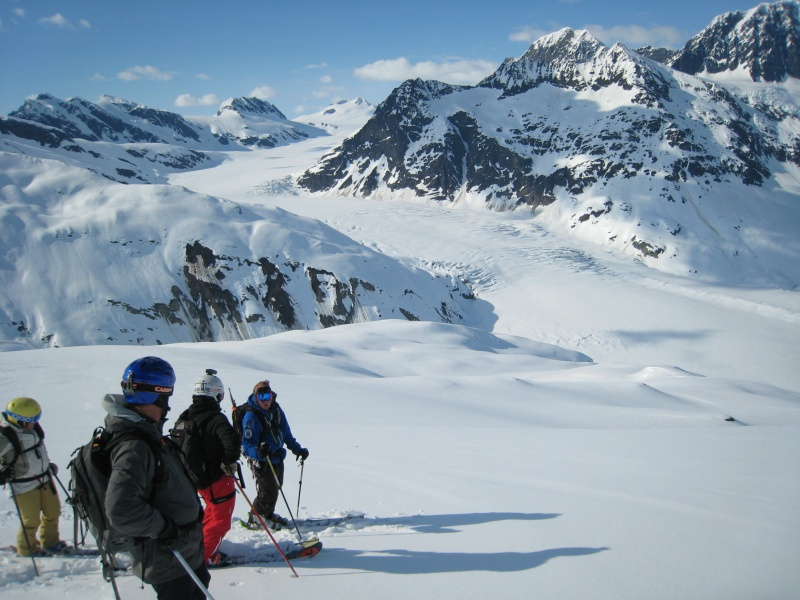 Points North Offers Alaskan Heli-Skiing Value