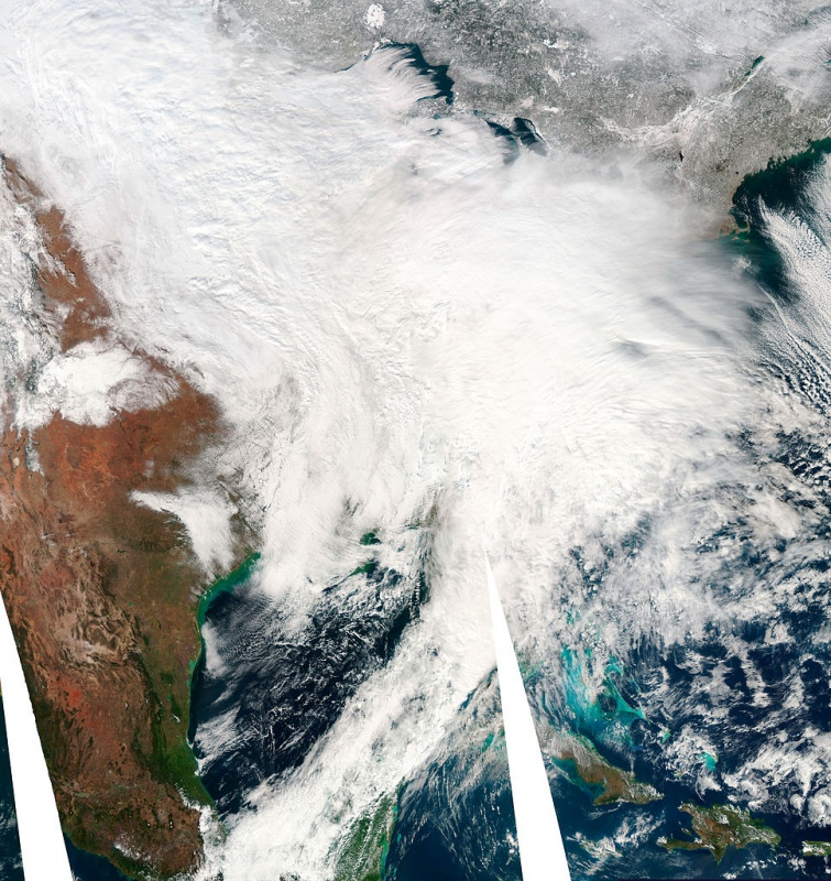 The Weather Channel to Name Winter Storms