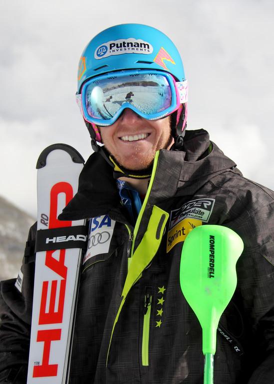 Ted Ligety (photo: Eric Schramm)