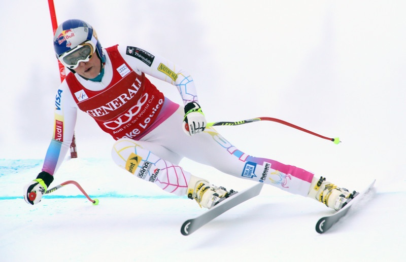 FIS Considering Vonn Proposal to Ski with the Men