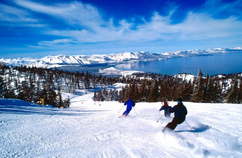 Heavenly Mountain Resort (file photo: Lake Tahoe Visitors Authority)