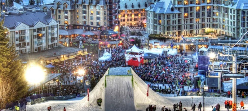 Walk Off The Earth and Keys N Crates to Headline Whistler's World Ski and Snowboard Festival