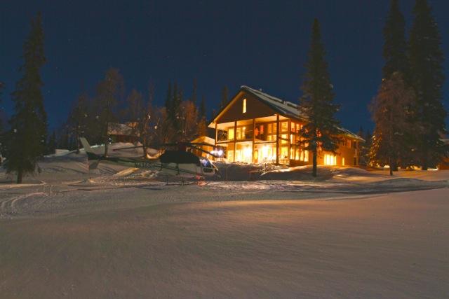 TML2 (photo: Tordrillo Mountain Lodge)