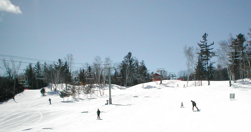 North Creek Ski Bowl (photo: Gore Mountain)
