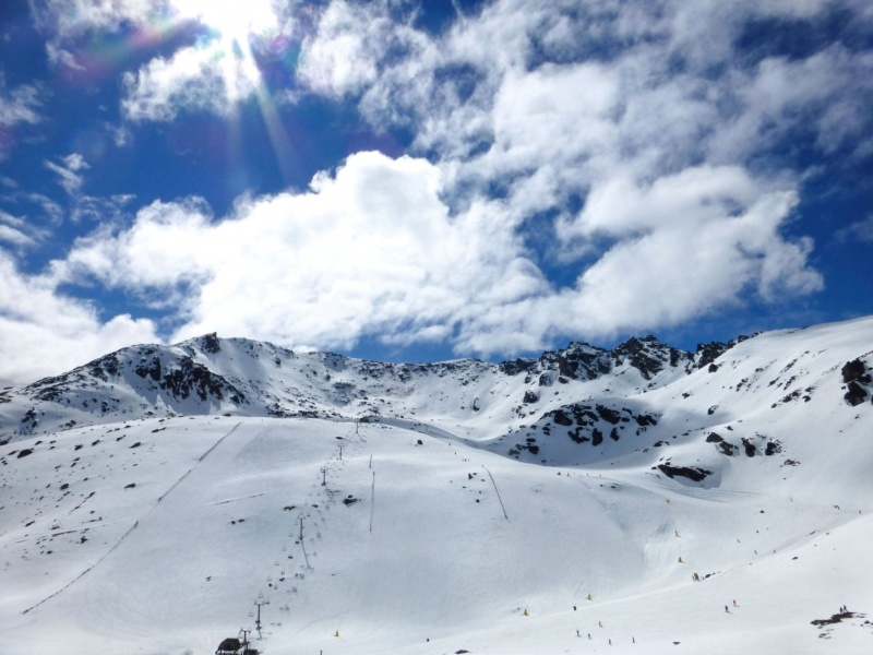 The Remarkables (file photo: NZSki)