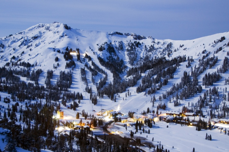 Now that's what we call an office! (file photo: Kirkwood Mountain Resort)