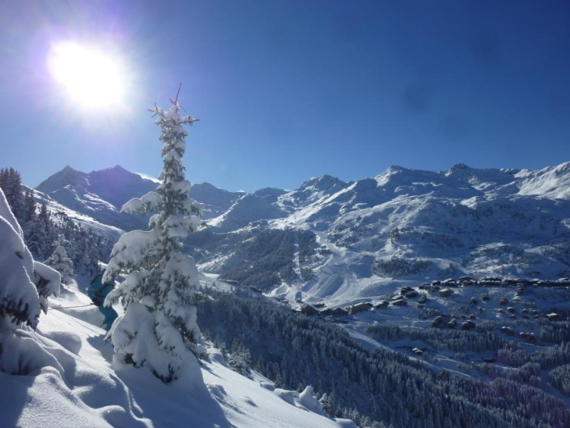 Meribel: The Heart of the Three Valleys