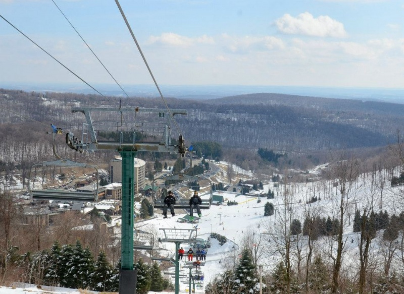 Family Owned Ski Areas Thrive in the Keystone State