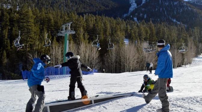 (photo: Las Vegas Ski and Snowboard Resort)