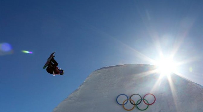 Sochi Olympic Games Open Today with Slopestyle, Moguls