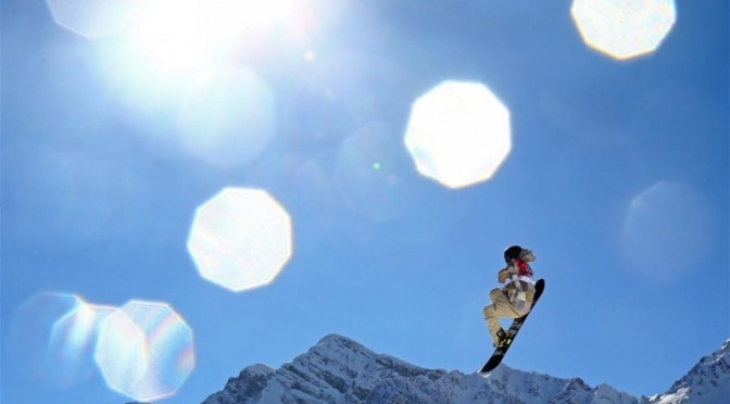 Kotsenburg Earns First U.S. Gold in Inaugural Olympic Slopestyle