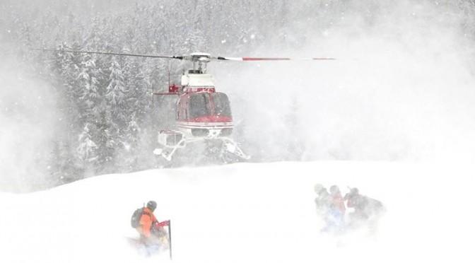 Heli-skier Dies in B.C. Avalanche