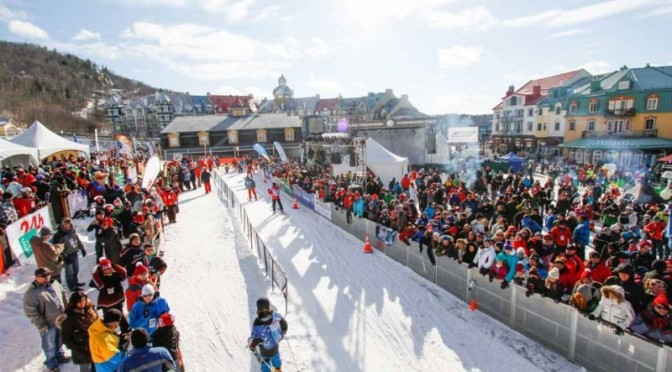 Quebec Ski Resort to Stage the 24 Hours of Tremblant