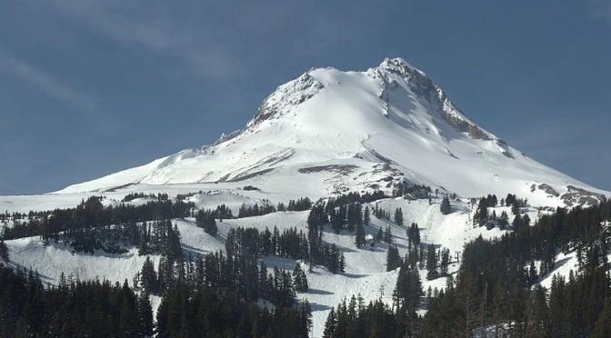 Mt. Hood Rescue Mission Turns Into Recovery Effort