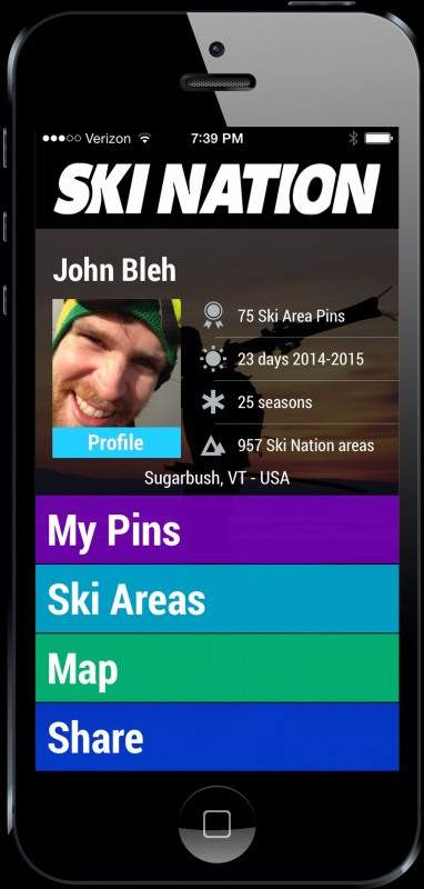 Olympic Champion and U.S. Team Alumni Launch Ski Nation Smartphone App