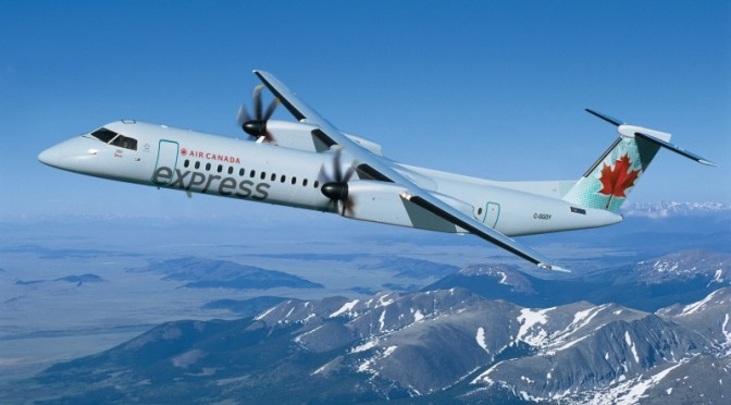 Air Canada to Fly Toronto to Tremblant