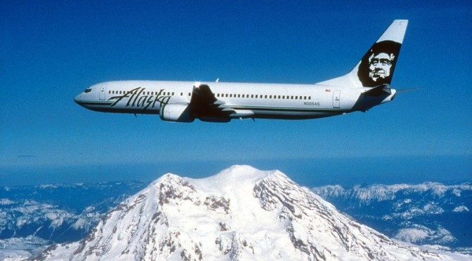Alaska Airlines Offers Free Flights, Free Skiing Across Western North America