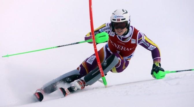 Norway's Kristoffersen Wins Levi Slalom