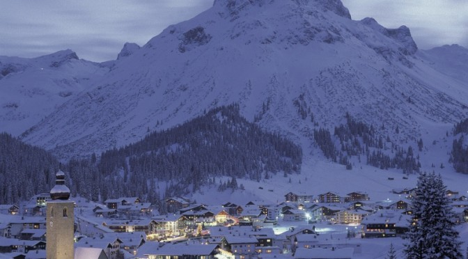 A Resort Guide to the Arlberg
