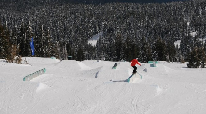 Snow Park Technologies Partners with Mt. Hood Meadows