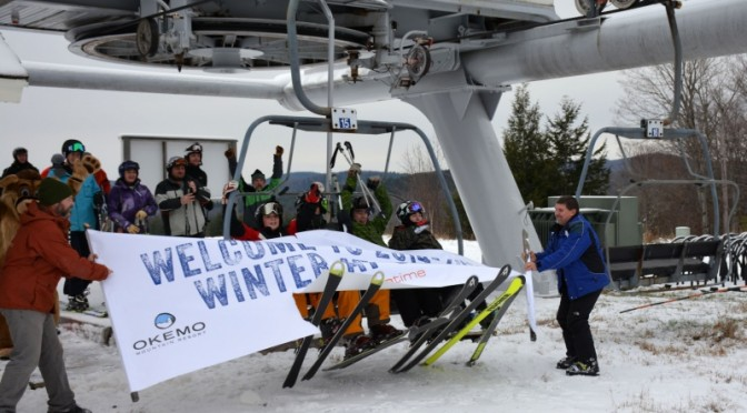 Early Openings of Vermont Ski Resorts Set Record