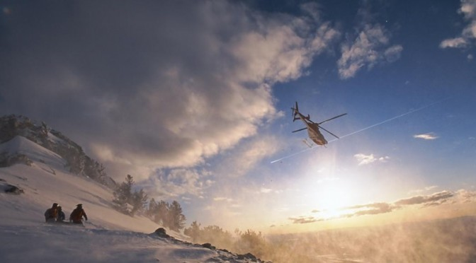 Win a Free Heli-Ski Trip in the Wilds of Northern Nevada