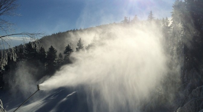 Sunday River Opens